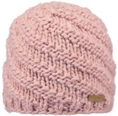 Barts Jade Beanie - Muts - One Size - Dusty Pink