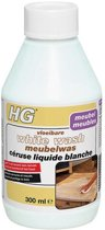 HG Vloeibare White Wash Meubel White wash - Onderhoud Hout - 300 ml