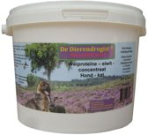 Dierendrogist Wei Proteine Eiwit Concentraat Hond/Kat - 1 kg