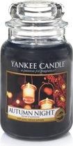 Yankee Candle Large Jar Autumn Night