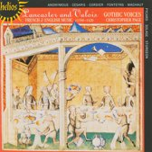 Lancaster & Valois, French & English Music
