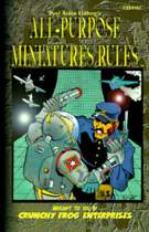 All-Purpose Miniatures Rules