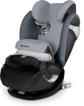 Cybex - Pallas M-Fix - Autostoel groep 1,2,3 - Moon Dust - light grey