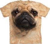 Honden T-shirt Mopshond voor volwassenen