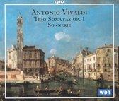 Vivaldi: Trio Sonatas Op 1 / Sonnerie