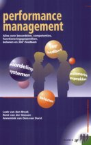 Personeelsmanagement praktisch - Performance management