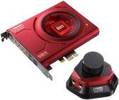 Creative Labs Sound Blaster Zx - Geluidskaart - Rood
