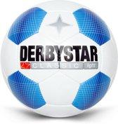 Derbystar Voetbal-Jeugd - wit/blauw