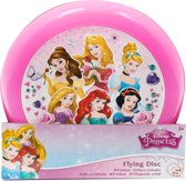 Disney Princess flying disc - 23,5 cm - Disney Prinsessen frisbee