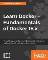 Learn Docker - Fundamentals of Docker 18.x
