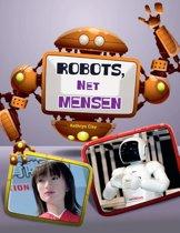 Robots in actie - Robots, net mensen