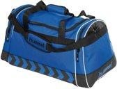 Hummel Sporttas - 63 x 33 x 34cm - blauw/zwart