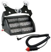 18 LED Dashboard flitser zwaailamp Oranje licht