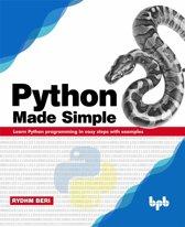 Python Made Simple