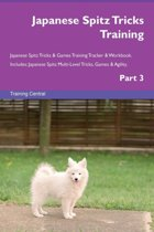 Japanese Spitz Tricks Training Japanese Spitz Tricks & Games Training Tracker & Workbook. Includes
