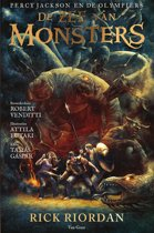 Percy Jackson en de Olympiërs 2 - De zee van monsters graphic novel