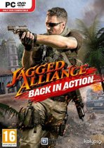Jagged Alliance: Back in Action - Windows