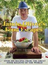 Boekomslag van 'Jamie Oliver's Food Escapes'