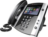 Polycom VVX 601 - Single - VoIP - Zwart