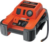 Black&Decker Compressor Jumpstarter + compressor