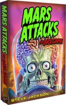 Mars Attacks the Dice Game - Dobbelspel