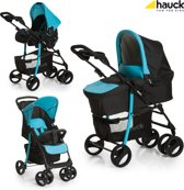 Hauck Shopper SLX Trio set - Kinderwagen - Caviar/Aqua