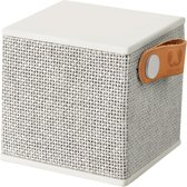 Fresh 'n Rebel Rockbox Cube Fabriq - Bluetooth Speaker - Lichtgrijs