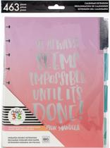 Me and My Big Idea's - Happy Planner Medium Extension Pack - 6 maanden ongedateerd