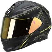 Scorpion Integraalhelm EXO-510 Air Sync Black/Neon Yellow-XL