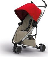 Quinny Zapp Flex Buggy - Red on Sand
