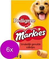Pedigree Markies met Mergpijp - Hondensnacks - 6 dozen