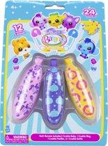 Bananas Verrassing - Baby Bananas - Tros van 3 Bananen - roze,blauw,geel - Speelfiguren