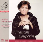 Couperin, Francois: Pieces de viole - Mieneke van der Velden -SACD- (Hybride/Stereo/5.1)