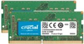Crucial 32GB DDR4-2400 geheugenmodule 2400 MHz