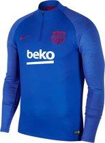 NIKE FC BARCELONA STRIKE TRAININGSSHIRT 2019/2020 Maat M