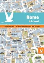 Dominicus stad-in-kaart - Rome in kaart