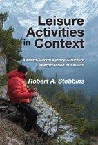 Leisure Activities in Context