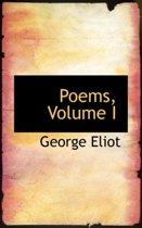 Poems, Volume I
