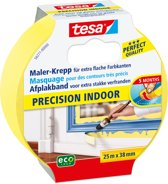 Tesa Afplakband Precision Indoor 25 m x 38 mm