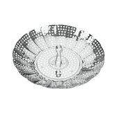 Metaltex Vaporette Stoombloem - RVS
