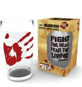 The Walking Dead Fight The Dead Bierglas