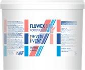 FLUWEX DA ACRYLMUURVERF WIT BINNEN/BUITEN 10 LT