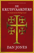 Boek cover De Kruisvaarders van Dan Jones (Hardcover)