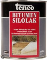 Tenco Bitumen Silolak - 1 l