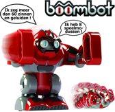 Boombot - Humanoïd Rood - Interactief