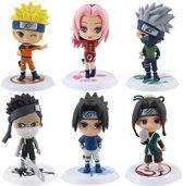 Naruto Figuren Set