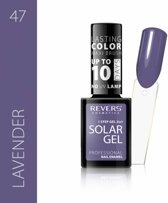 REVERS® 3in1 Solar Gel Nagellak 12ml. - #47 Lavender