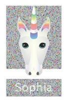 Sophia's Unicorn Notebook