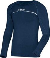 Jako Comfort Thermo Shirt - Thermoshirt  - blauw donker - L