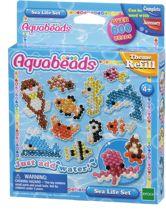 Aquabeads Thema navulling Zeelevenset 79138 - Hobbypakket